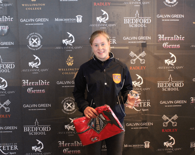 lauren horsford winner
